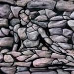 Hidden Rock People Optical Illusion