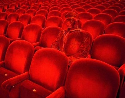 Invisible Man Goes to the Movies
