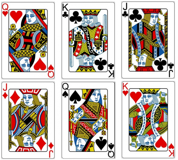 card trick optical illusion 1