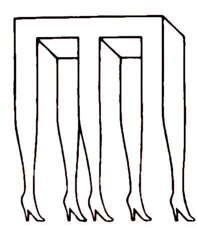 devil's fork illusion