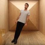video optical illusion