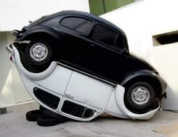 yin yang car