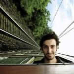 train optical illusion