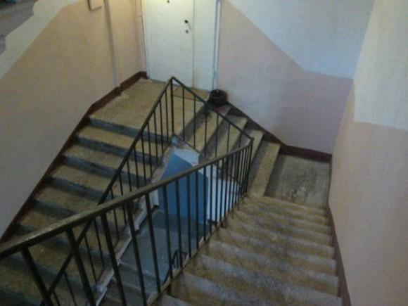 worlds weirdest stairwell