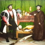 hans holbein 3D painting
