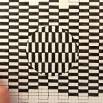 draw an optical illusion