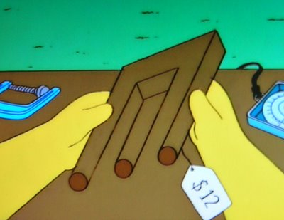 Lisa Simpsons Impossible Object