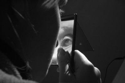 Reach Yourself Through Mirror Illusion