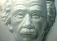 Einsteins Face Illusion