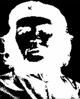 Ernesto Che Guevara Afterimage