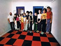 Ames Room Video Illusion