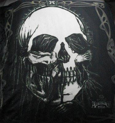 Alchemists Skull Illusion