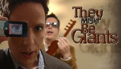 They Might Be Giants Transparent Phone