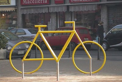 Accidental Bike Illusion