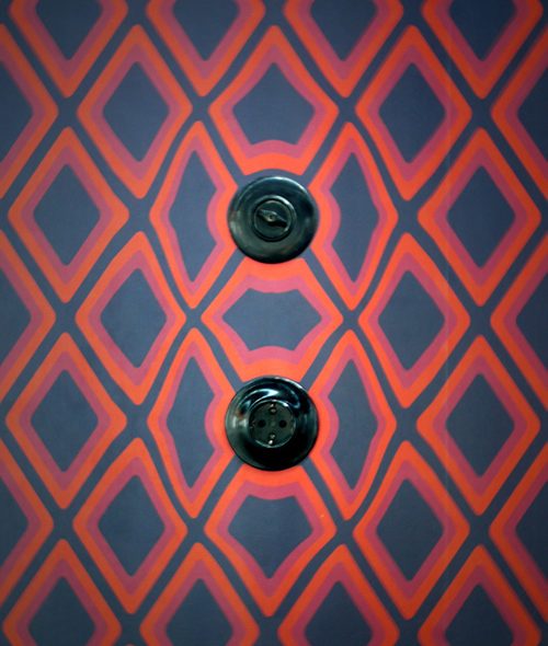 Warped Wallpapers Optical Illusion