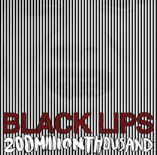 Black Lips Illusionary CD Cover
