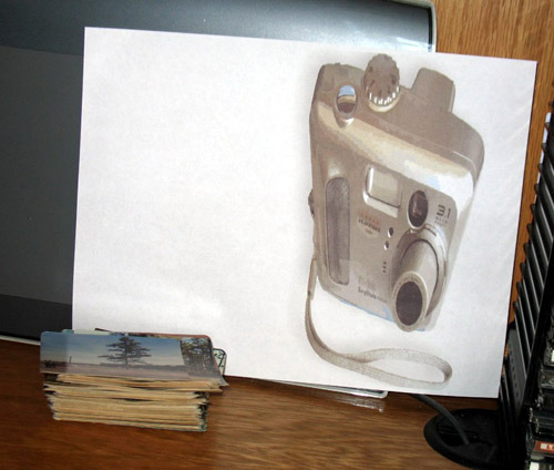 camera04 How to do 3D Anamorphic Artwork image gallery