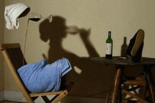2 Accidental Shadow Illusions