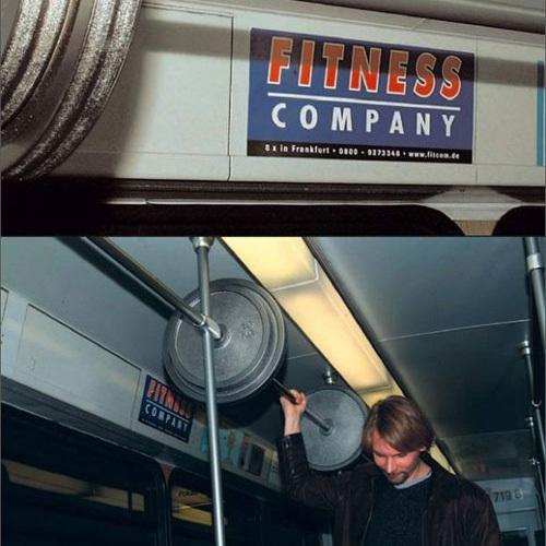 Fitness company barbell sub