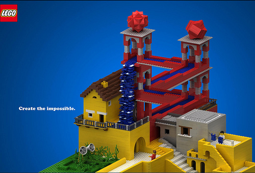 Create The Impossible by LEGO