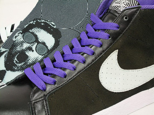 Nike SB Blazers Optical Illusion