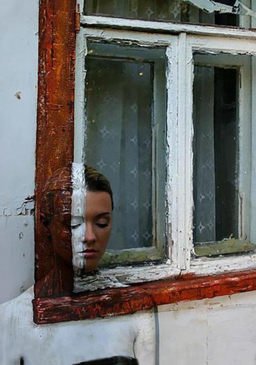 Schücos Window Bodypaint Models