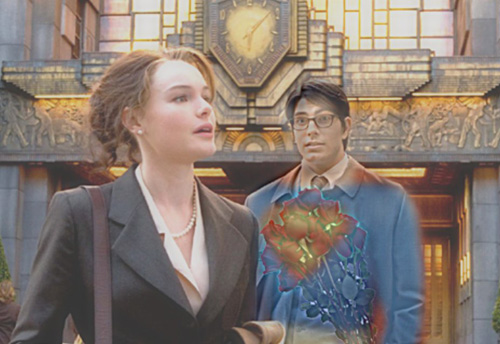 Is it Superman or Clark Kent?