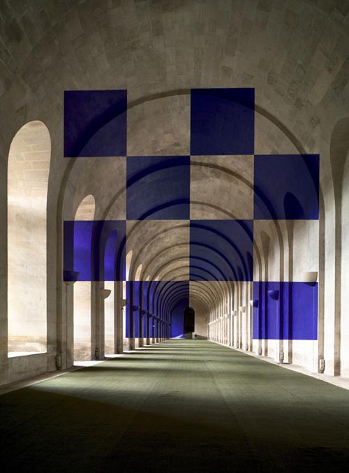 Felice Varini in Paris - Feel Desain | your daily dose of ... |Felice Varini Him