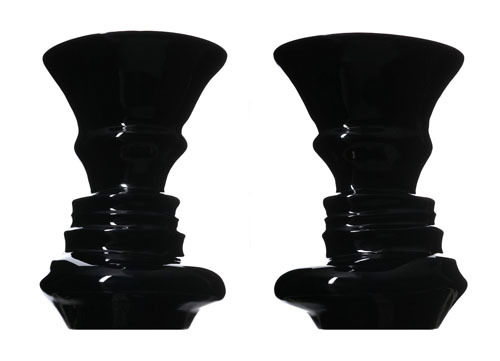 FATs Rubin Vase Reveals Twin Portaits