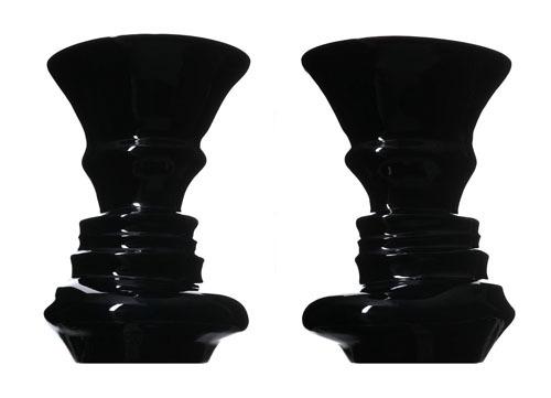 FATs Rubin Vase Reveals Twin Portaits