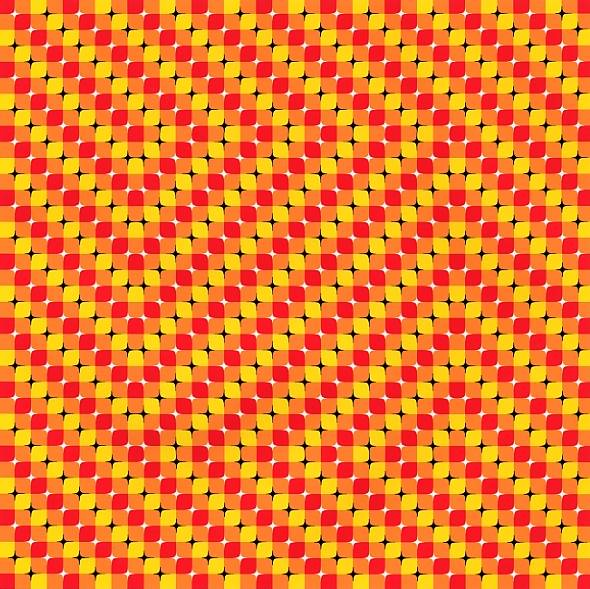Hyperfield Illusion