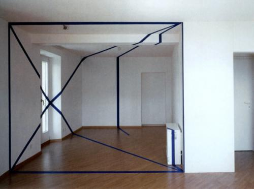 These Rooms Are Painted So That When Looked At Right Optical Illusions Will Appear Very Cool Indeed MORE PICTURES INSIDE