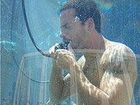 David Blaines Underwater Magic