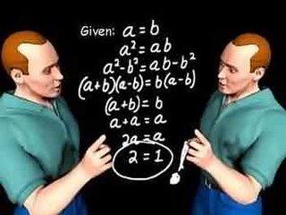 Math Optical Illusion