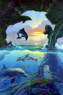 Dolphins Illusion