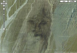 Google Jesus Illusion