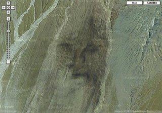 Google Jesus Illusion
