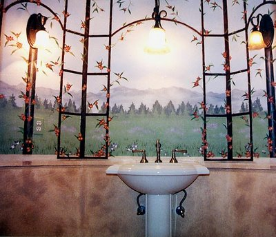 More Amazing Mural Illusions