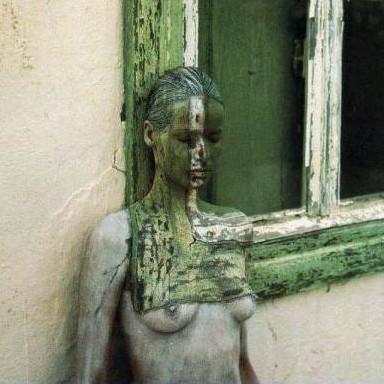 Body Art Illusion no.2