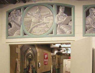 3D Painted Buildings   Murals