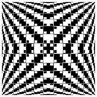 Bent Lines Illusion no.2