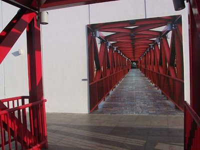 Endless Bridge Illusion