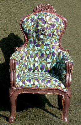 Magic Chair Optical Illusion