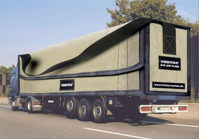 Painted Trucks Illusion
