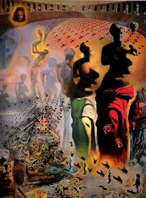 Coolest Salvador Dali Illusion