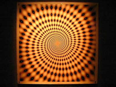 Scintillateing Dots Optical Illusion