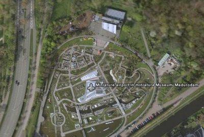Google Earth Mega Zoom Airport Model