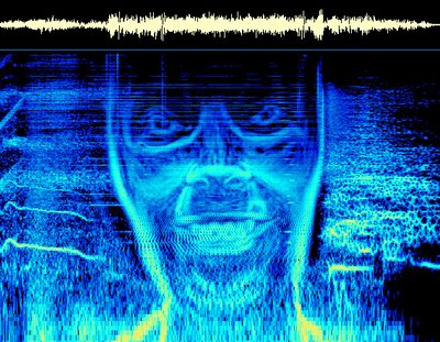 Aphex Twin's Devil Face Illusion