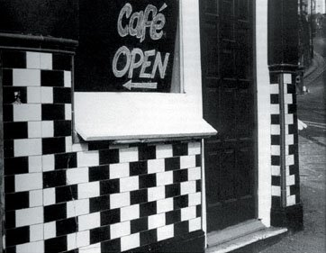 Original Cafe Wall Illusion