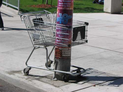 Column Through Stroller Impossible Installment